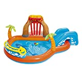 Bestway 53069 Lava Lagoon Play Center Planschbecken 104x104x41cm