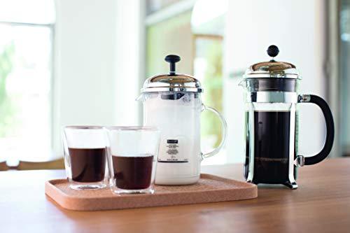 Bodum ボダム BODUM ボダム CHAMBORD フレンチプレスコーヒーメーカー, 1L,カッパー 11652-18