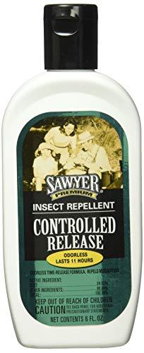 Sawyer Productos Premium Controlled Release Repelente de Insectos loción