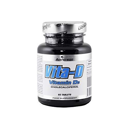 VITA-D Integratore di Vitamina D 60cpr da 400mg