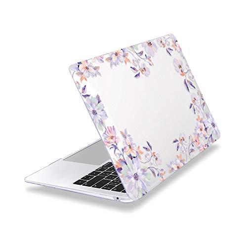 Carcasa rígida de plástico para MacBook Air Pro Retina 11,, con estampado floral para Macbook Air Pro Retina 11 12 13 15 16 pulgadas 2020 A2289 A2179 A2141 A2159 A1932 Cover Z329-12 Inch (A1534)
