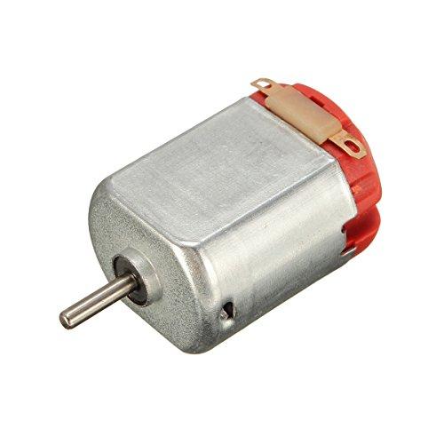 BliliDIY 6Pcs R130 Tipo Di Motore 130 Hobby Micro Motori 8000 Rpm 3-6V Dc 0,35-0,4A