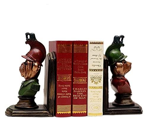 Escultura de escritorio Libro libro de pie estatua estatua escultura libro estante...