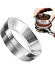 NXACETN Koffie doseerring trechter, Espresso doseerring, Portafilter doseertrechter voor Espresso koffiemachine Accessoires Brouwerij Bowl Koffiepoeder, Noodzakelijk gereedschap voor handgemaakte koffie, 54/58mm 54mm
