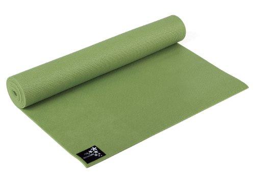 Yogistar Yogamatte Basic - rutschfest - Kiwi