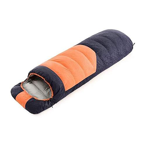 ZOUJIARUI Bolso para Dormir, Otoño Otoño e Invierno Solicitud Ultra Luz Ultra Light Down Bag (Color : A, Size : 1500g)