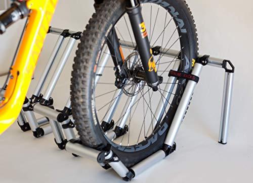Truck Bed Bike Rack by Pipeline Racks