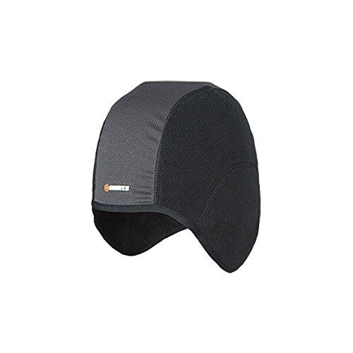 Barts - Helmet Nilfix Black One Size - Black - Unique - BLACK