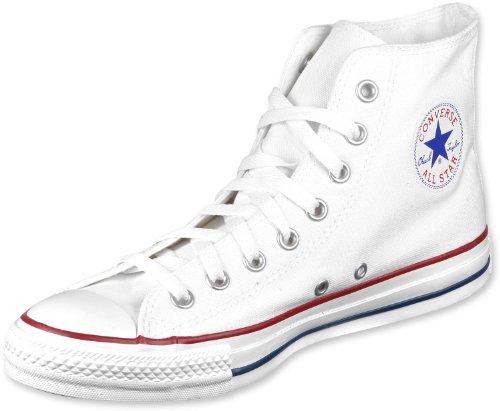 Converse - Zapatillas para mujer, color blanco, talla 35
