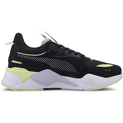 PUMA RS-X Reinvent Wn's, Sneakers Donna, Nero Black/Purple Heather, 39 EU