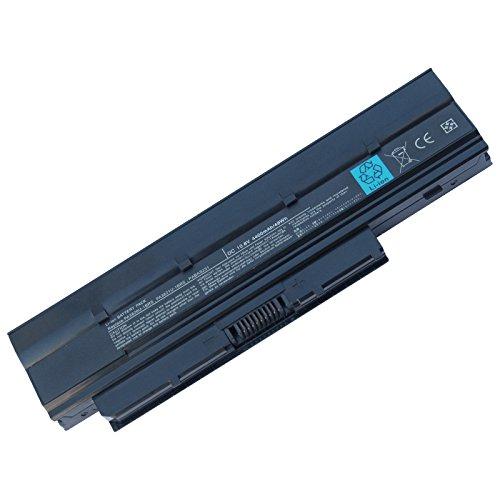 Laptop-Akku TOSHIBA Toshiba satellite T230 10.8V 4400mAh/48Wh kompatibel mit Toshiba Dynabook MX | N300 | N510 Mini NoteBook NB100 | NB500 | NB505 | NB525 | NB550D Satellite T210 | T215D | T230 | T235 | T235D und part number PA3820U-1BRS | PA3821U-1BRS | PABAS231 | PABAS232