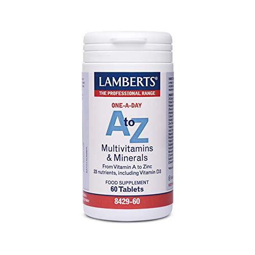 A-Z Multivitamin 60s LMB