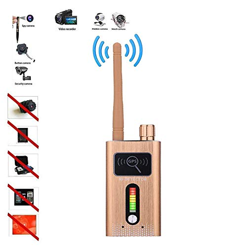 Great Price! Anti-spy RF Detector, Wireless Signal Detector, Anti-Sneak Shot Anti-Eavesdrop, Strong ...