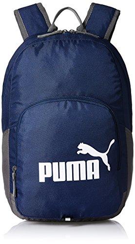Puma Phase Backpack Mochila, Unisex, Azul, Talla Única