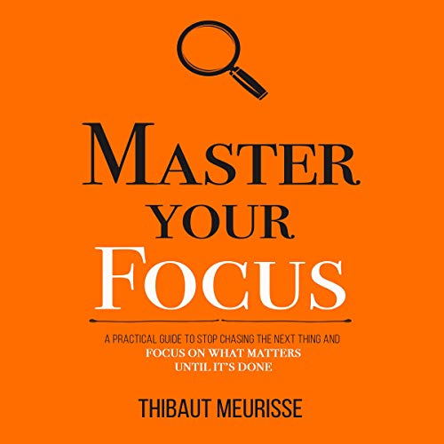 Master Your Focus cover art