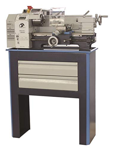 Great Features Of Palmgren 8X12 Bench Lathe 115V 1Ph (9684508)