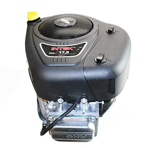 Briggs and Stratton Vertical 17.5 HP 500cc INTEK Engine 9amp 1' x 3-5/32' #31R977-0054