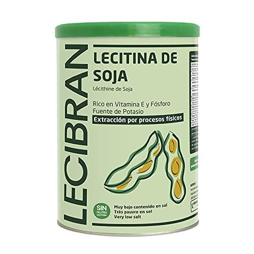 Lecibran Granulado Lecitina de soja, 400g