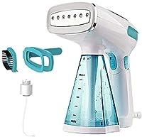 ferro da stiro verticale, 250ml nuovo stiratrice a vapore portatile con rapida da scaldare in 30 secondi,1500w stiratrice a vapore portatile per utilizzare a casa o in viaggio