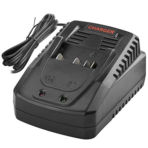 LabTEC BC660 Battery Charger 14.4V-18V Replacement for Bosch BC660 BC1880 BAT609 BAT609G BAT618 BAT618G BAT614 BAT614G BAT607 BAT607G Li-ion Power Tool Battery