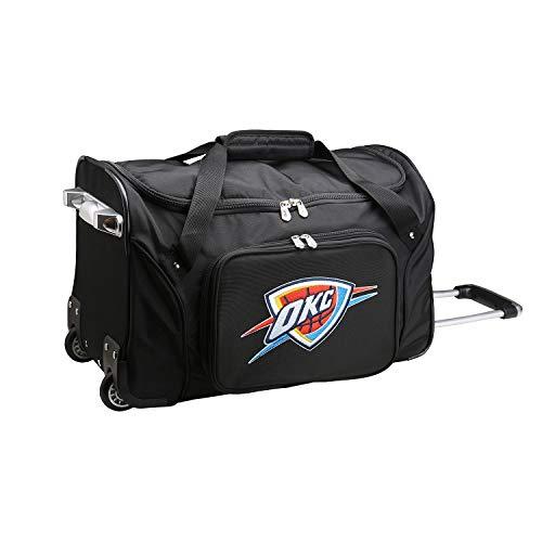 NBA Oklahoma City Thunder Bolsa de Lona con Ruedas