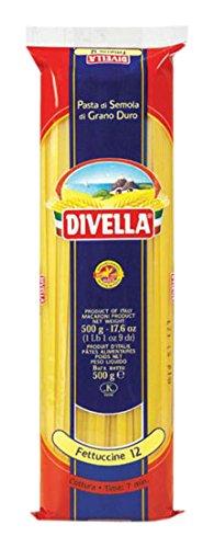DIVELLA(ディヴェッラ)『NO.12 フェットチーネ』