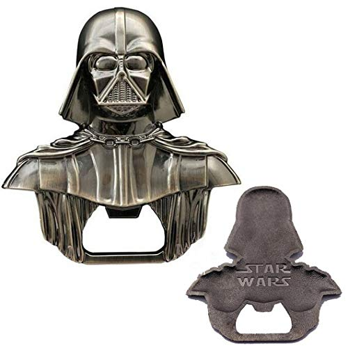 LuxuryTeech Star Wars Bottle Wine Opener Bottle Zinc Alloy Black Knight Darth Vader Outdoor Tool - Wine Bottle Opener Kitchen Tools for Souvenirs Kitchen Tools for Souvenirs & Gift