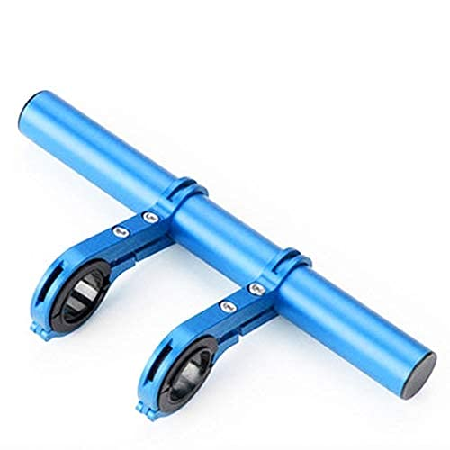 UYGFD Extensor de Bicicleta de Montaje Extensión de Manillar de Bicicleta Manillar de Bicicleta Soporte de Linterna para Bicicleta Barra de Manillar Extensor de Manillar de Bicicleta Soporte de mo