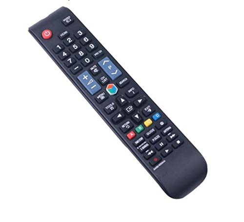 Control Remoto Mando a Distancia de Control del televisor Uso de la televisión 3D Smart Player TV for Samsung AA59-00581A AA59-00582A AA59-00594A TV Pequeño y Sensible