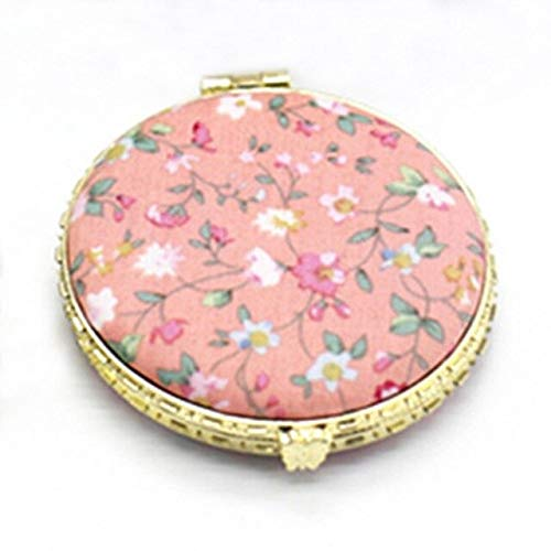 1 Piece Mini Makeup Compact Pocket Mirror OR1
