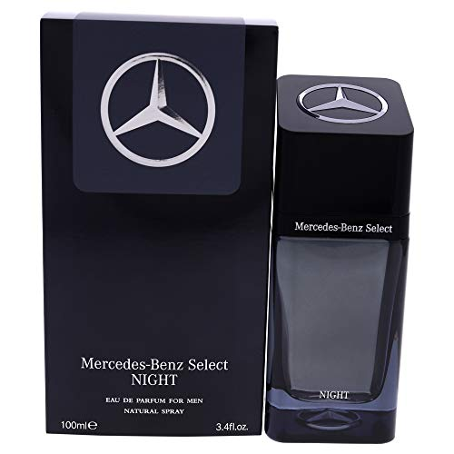 Mercedes-Benz Select Night Eau de Parfum, 100 ml