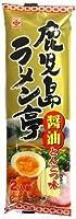 ヒガシフーズ 鹿児島ラーメン亭醤油豚骨159g×24袋