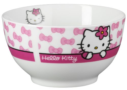 Keramik-Müslischale Hello Kitty