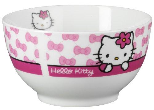 Preisvergleich Produktbild Keramik-Müslischale Hello Kitty