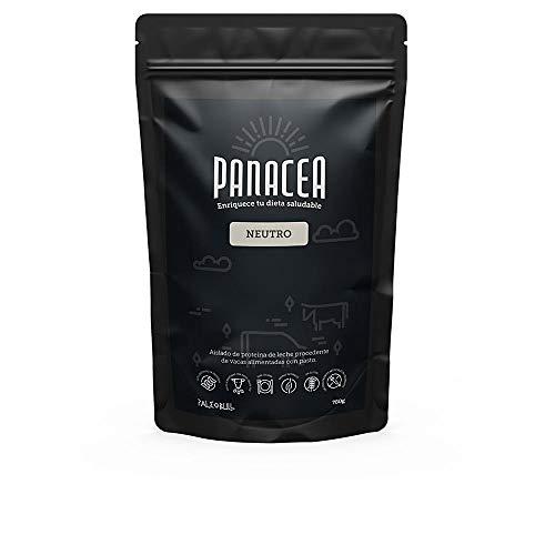 PALEOBULL Panacea Aislado de proteina Neutro 750gr, Negro, Estándar