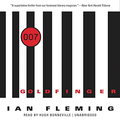 Goldfinger  By  cover art