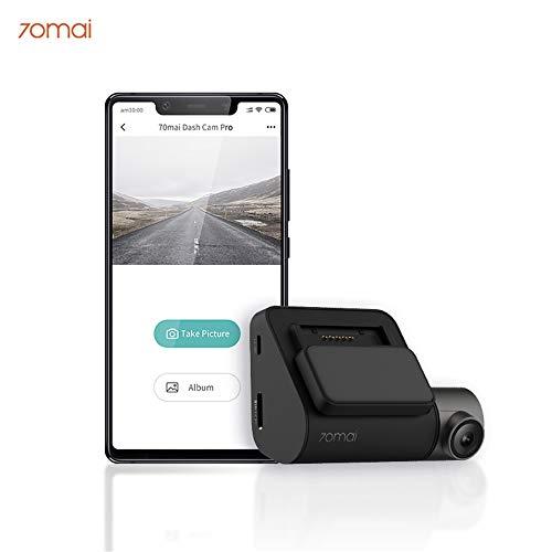 70mai Dash CAM Pro 1944P GPS ADAS CAM Coche DVR Control de Voz Monitor 24 Horas de estacionamiento 140FOV WiFi