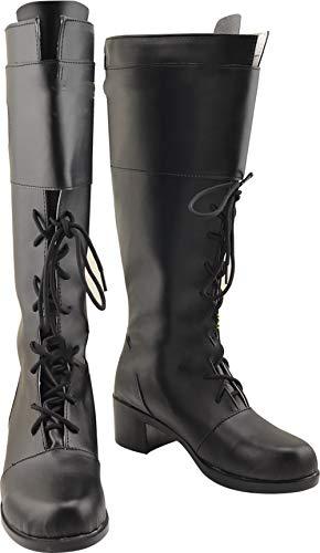 GSFDHDJS Cosplay Stiefel Schuhe for Tokyo Ghoul Kirishima Ayato