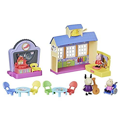 PEP PEPPAS School PLAYGROUP PLAYSET Only $26.69 (Retail $36.99)