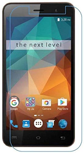 TIMBU MICROMAX CANVAS FUN A63 Hammer Proof Impossible Screen Protector Screen Guard Tempered glass for MICROMAX CANVAS FUN A63