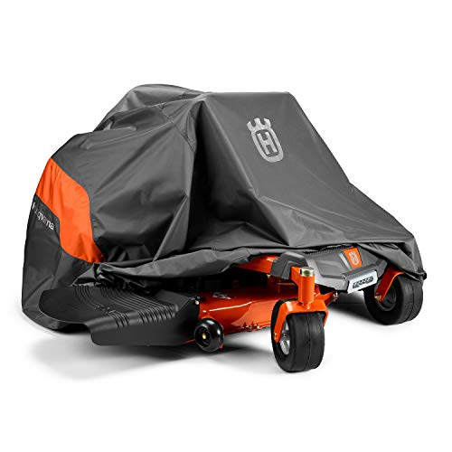 Husqvarna Zero Turn Cover Riding Mower Accessories, Gray