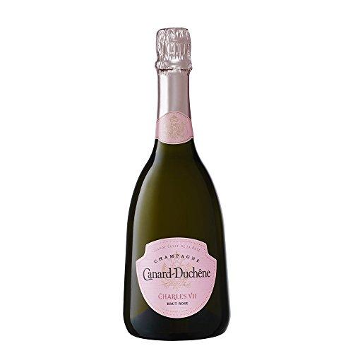 Grande Cuvée de la Rosa Charles VII - Champagne Canard Duchêne - Bouteille (75 cl)
