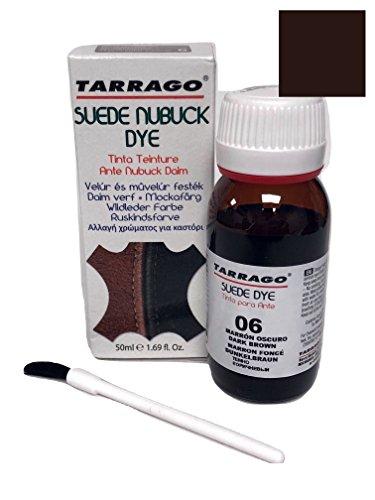 Tarrago Suede Nubuck Dye - Tinta para ante y nubuck, zapatos