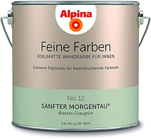 Alpina -   2,5 L. Feine