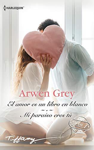 El amor es un libro en blanco - Mi paraíso eres tú (Tiffany)