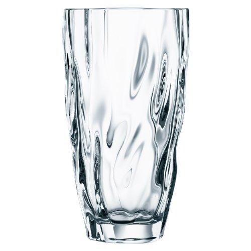 Spiegelau & Nachtmann, Vase, Kristallglas, 28 cm, 0081407-0, Glacier