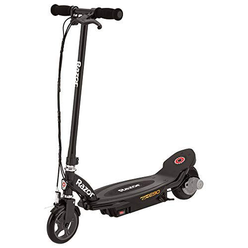 Razor Powercore E90 Scooter eléctrico, Unisex-Youth, Negro, One Size