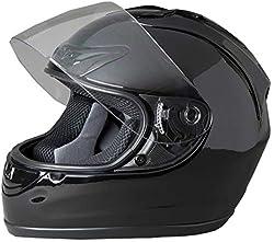 Fuel Helmets Adult Full Face Helmet