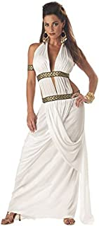 Women's Spartan Queen Costume