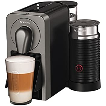 Nespresso XN411T Krups Prodigio & Milk-Cafetera (1260 W, 220-240 V ...